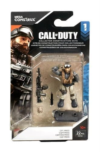 Call of Duty Action Figure -  Captain Price - фото 10400