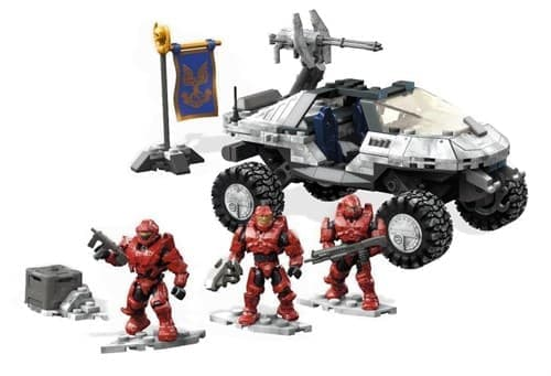 Halo - Конструктор на 632 детали - фото 10544