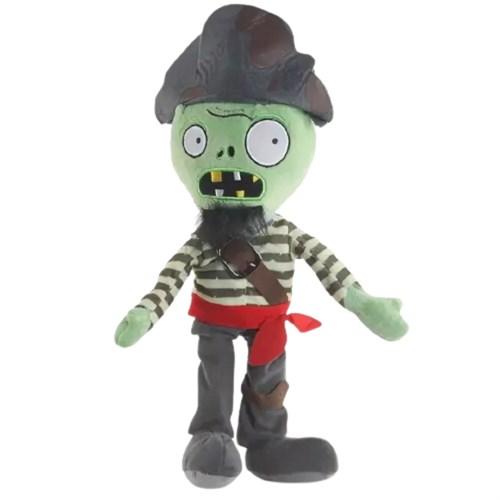 Мягкая игрушка Пират зомби (Plants vs. Zombies) 30 См купить в России с доставкой