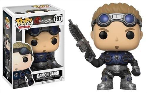 GOW: Damon Baird (Armored) Funko Pop купить