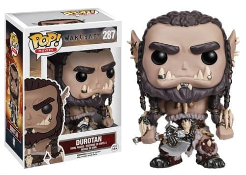 Фигурка Дуротан Варкрафт (Funko Pop Warcraft Figure) №287 купить