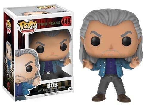 Фигурка Funko Pop Боб Bob Twin Peaks - фото 10878