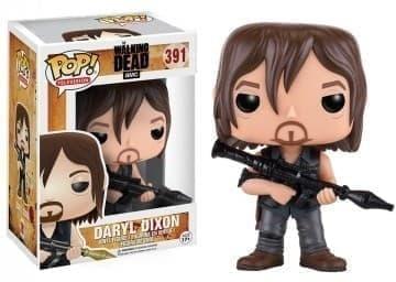 Фигурка Funko Pop Daril Dixon Дэрил Диксон  The Walking Dead Ходячие мертвецы - фото 10887