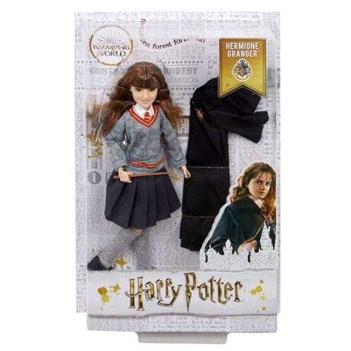 Кукла Гермиона Грейнджер 25 см- Mattel - фото 109592