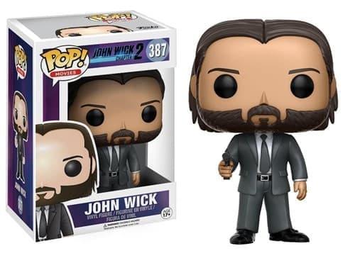 Funko POP  John Wick Джон Вик - фото 10998