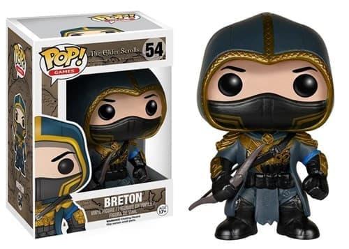 Breton Бретон из игры The Elder Scrolls - фото 11053