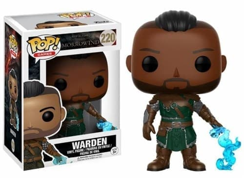 Фигурка Варден (Warden) из игры The Elder Scrolls № 220 - фото 11062