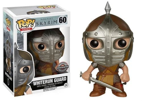 Whiterun Guard Вайтран из игры The Elder Scrolls Skyrim Скайрим - фото 11068