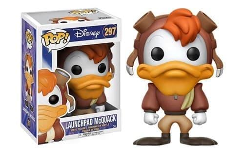 Фигурка Черный Плащ (Funko Pop Darkwing Duck Launchpad McQuack) №297 купить