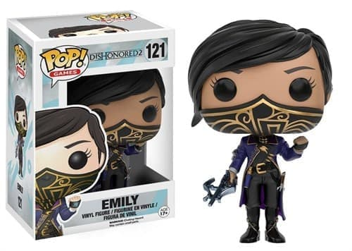 Funko Dishonored 2 Emily Обесчещенный 2 Эмили - фото 11170