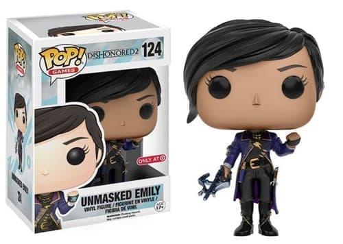 Funko Dishonored 2 Emily Обесчещенный 2 Эмили без маски - фото 11173