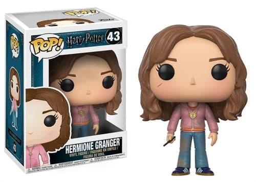 Фигурка Гермиона Гарри Поттер (Hermione Harry Potter POP) № 43 купить