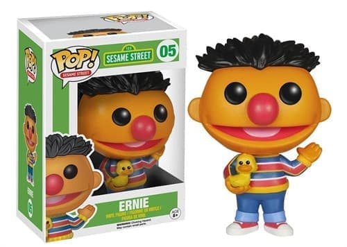 Sesame Street Улица Сезам Эрни - фото 11270