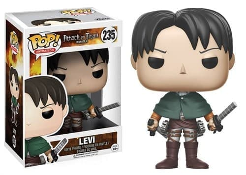 Фигурка Леви Вторжение Титанов (Funko Pop Levy Attack On Titan) №235 купить