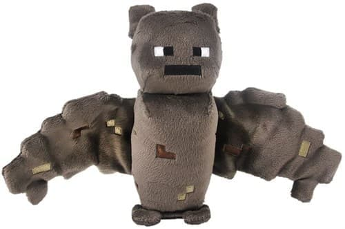 Плюшевая игрушка Minecraft Летучая Мышь Bat купить в Москве