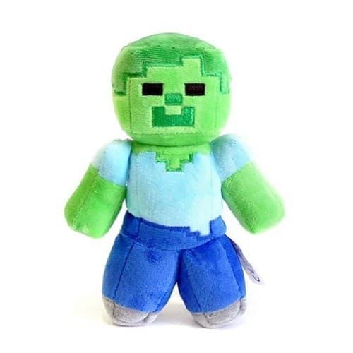 Плюшевая игрушка Зомби Minecraft купить в Москве