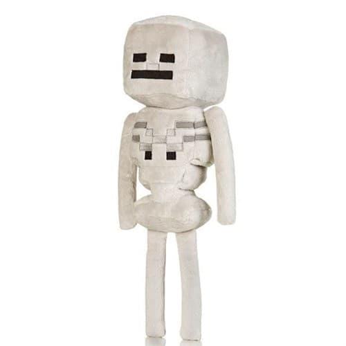 Плюшевая игрушка Minecraft Майнкрафт Skeleton Plush купить в Москве
