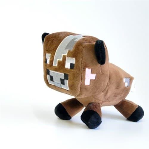 Плюшевая корова Minecraft купить в Москве