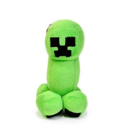 Плюшевая игрушка Майнкрафт Крипер, 19 см вид 2 купить в Москве