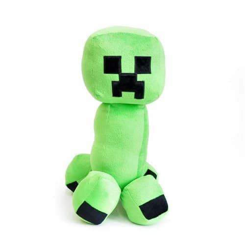 """Плюшевая игрушка """"Minecraft Creeper купить в Москве"""