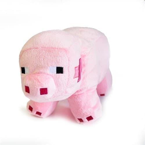 Плюшевая игрушка Майнкрафт Поросенок купить в Москве