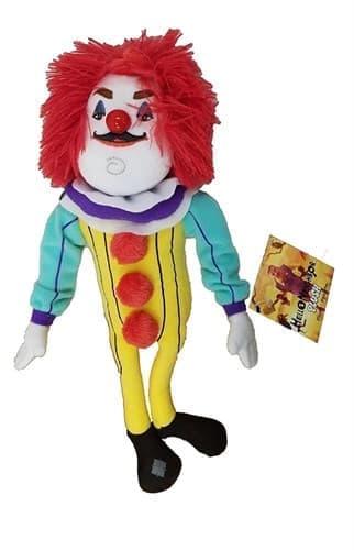 плюшевая игрушка сосед в костюме клоуна теперь в Москве