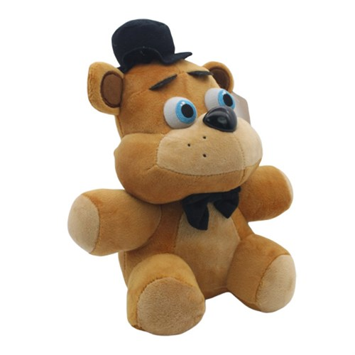 Мягкая игрушка ФНАФ Фредди 26 см купить в России с доставкой