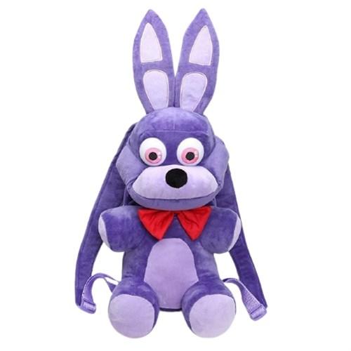 Рюкзак-игрушка Бони из игры 5 ночей с Фредди купить