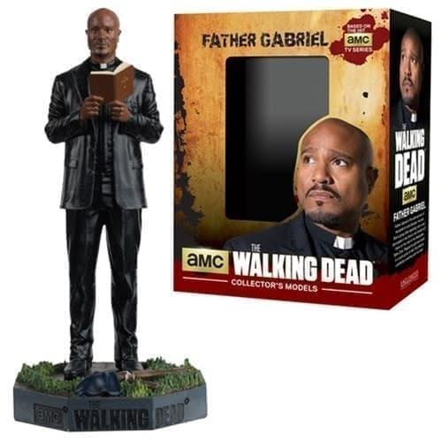 Коллекционная фигурка Отец Гэбриел The Walking Dead (Ходячие мертвецы) купить на сайте Super01