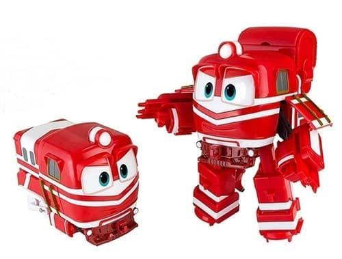 Игрушка Робин (Robin) из мультфиальма Роботы-поезда на сайте Super01.ru