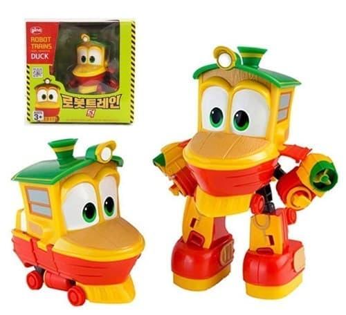 Игрушка Нуби (Nubi) из мультфильма Роботы-поезда на сайте Super01.ru