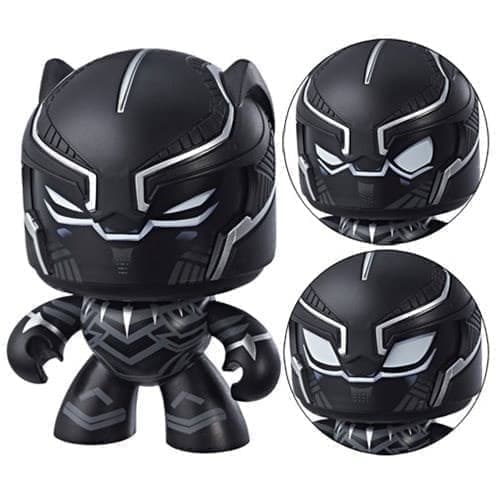 Фигурка Черная Пантера (Black Panther) Mighty Muggs - фото 13056