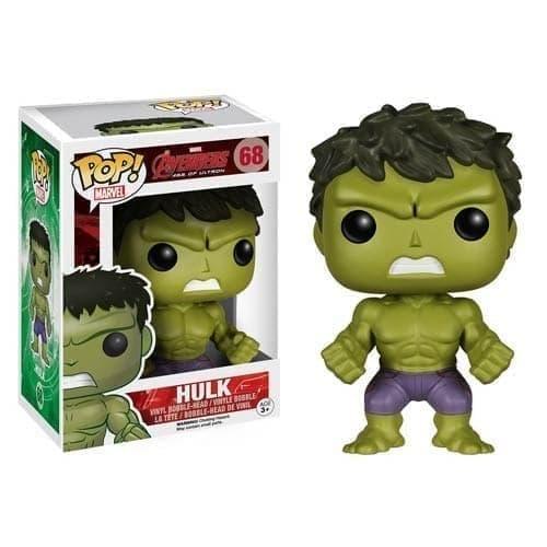Фигурка Халк (Hulk) из фильма Мстители № 68 - фото 13111