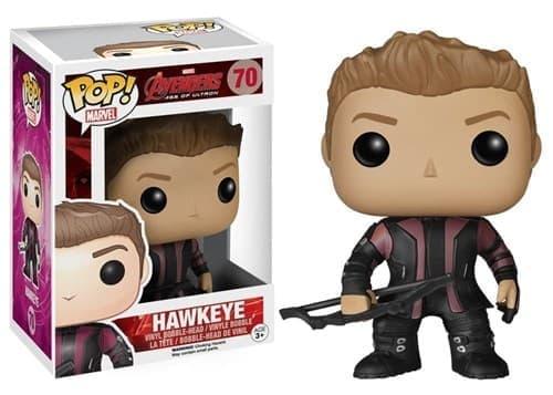 Фигурка Соколинный Глаз (Hawkeye) с фильма Мстители - фото 13162
