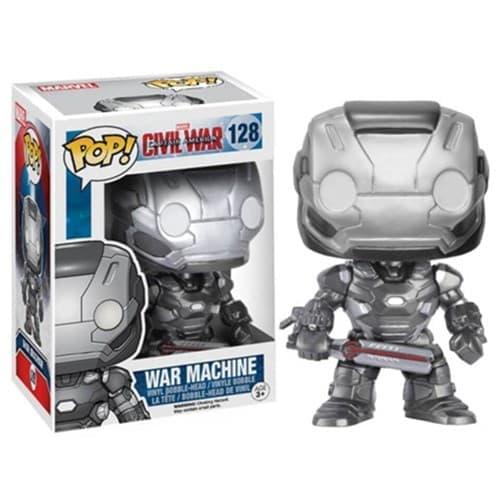 Фигурка Машина Войны (War Machine) с фильма Мстители - фото 13172