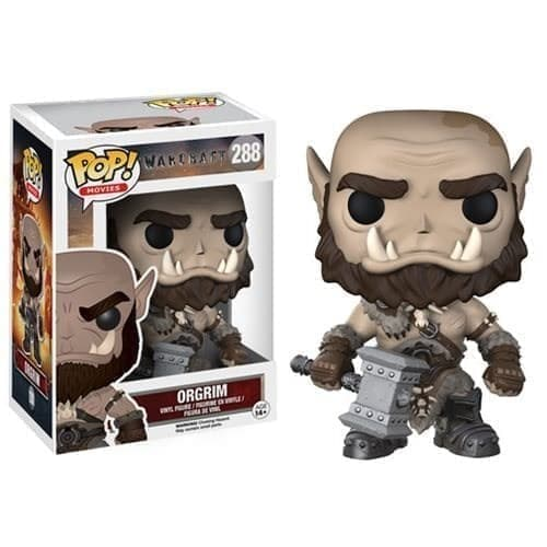 Фигурка Оргрим Варкрафт (Orgrim Funko POP Warcraft Figure) №288 купить