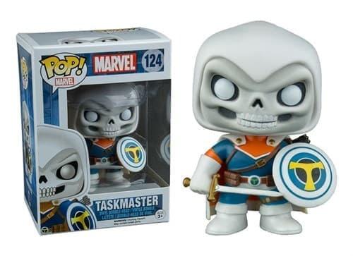 Фигурка Таскмастер (Taskmaster) POP № 124 - фото 13294