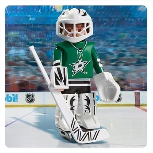 Двигающаяся фигурка NHL Вратарь Даллас Старз - фото 13385