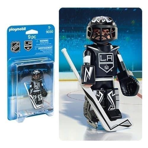 Двигающаяся фигурка NHL Вратарь Лос-Анджелес Кингз - фото 13409
