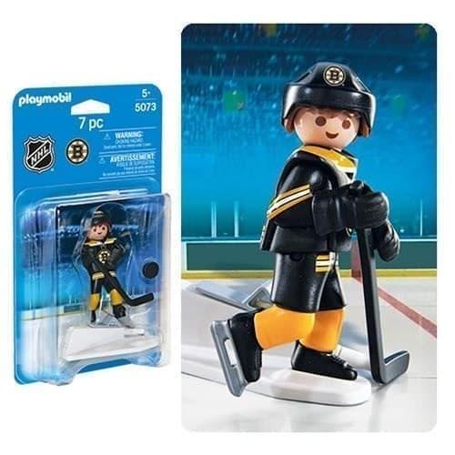 Двигающаяся фигурка NHL Игрок Бостон Брюинз - фото 13415