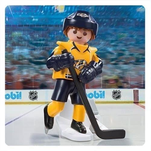 Двигающаяся фигурка NHL Игрок Нэшвилл Предаторз - фото 13419