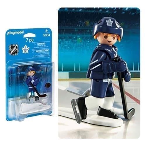 Двигающаяся фигурка NHL Игрок Торонто Мейпл Лифс - фото 13421