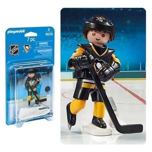 Двигающаяся фигурка NHL Игрок Питтсбург Пингвинз - фото 13422