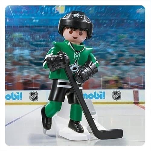 Двигающаяся фигурка NHL Игрок Даллас Старз - фото 13425