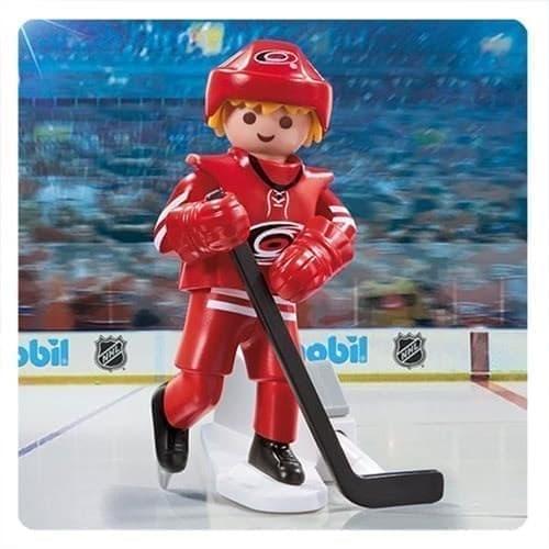 Двигающаяся фигурка NHL Игрок Каролина Харрикейнз - фото 13428