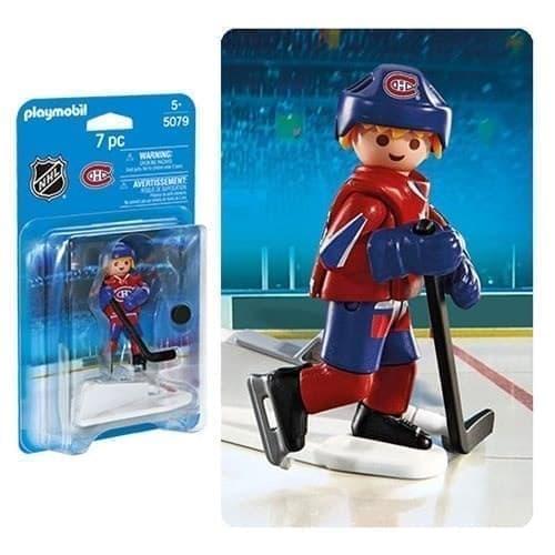 Двигающаяся фигурка NHL Игрок Монреаль Канадиенс - фото 13429