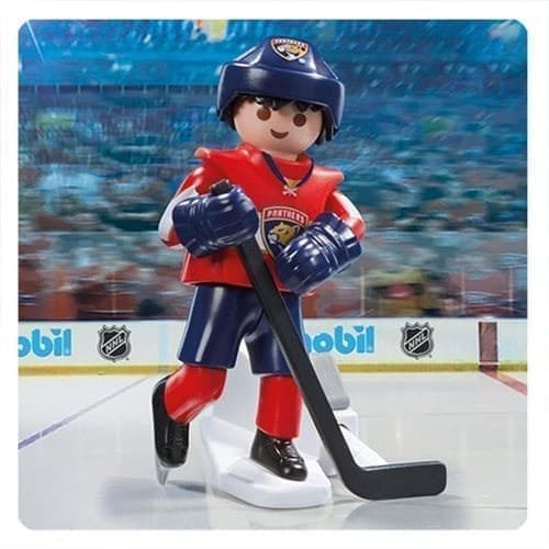 Двигающаяся фигурка NHL Игрок Флорида Пантерз - фото 13430