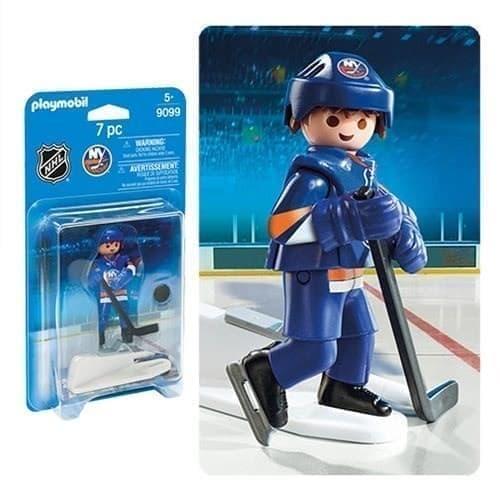 Двигающаяся фигурка NHL Игрок Нью-Йорк Айлендерс - фото 13431