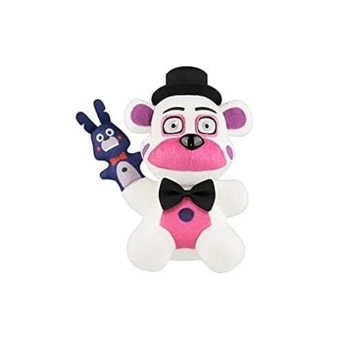 Плюшевая игрушка Фредди (Freddy) 20 см из 5 ночей с Фредди (Sister Location) - фото 13477