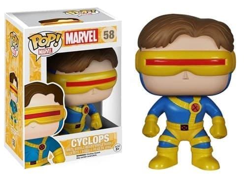 Фигурка Циклоп (Cyclops) POP из фильма Люди Икс - фото 13514
